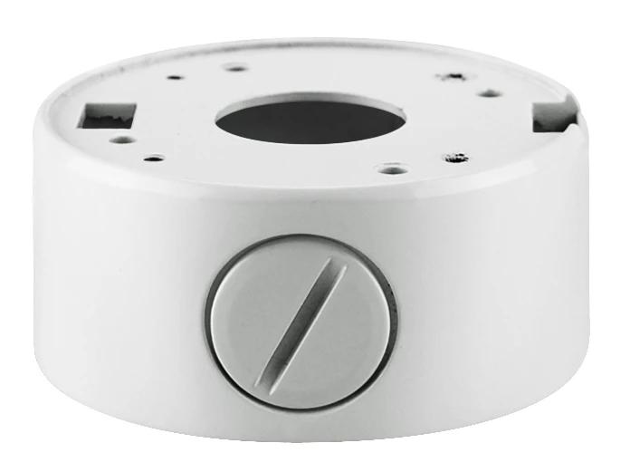 LONGSE Μεταλλική βάση στήριξης καμερών Dome και Bullet CCTV-B005, λευκή - LONGSE 28165