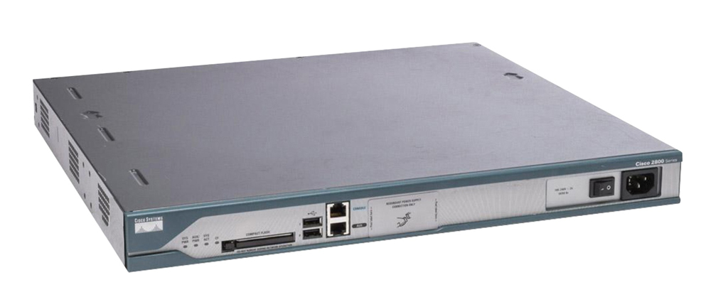 CISCO used 2811 integrated Service router 256MB - CISCO 23640