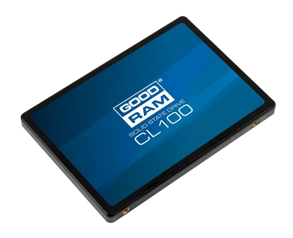 """GOODRAM SSD CL100, SATA III, 2.5"""", 7mm, TLC, 240GB - GOODRAM 16789"""