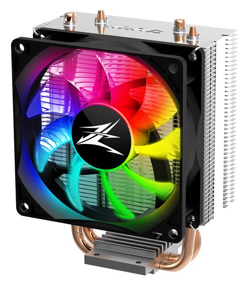 ZALMAN ψύκτρα για CPU CNPS4X-RGB, 2000rpm, 28dBA, 44CFM, 95W - ZALMAN 41726
