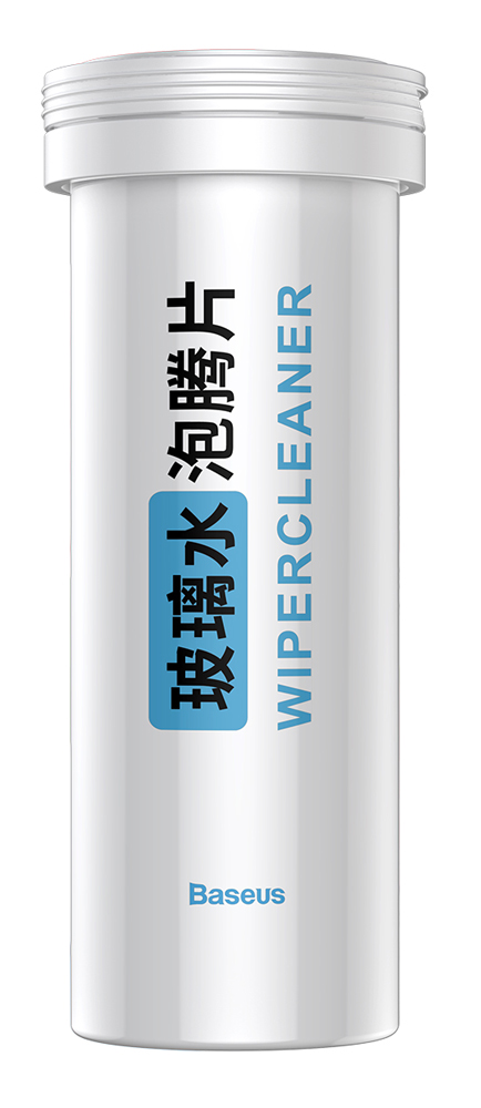 BASEUS ταμπλέτες καθαρισμού CRBLS-02 για δοχείο υαλοκαθαριστήρων - BASEUS 27126