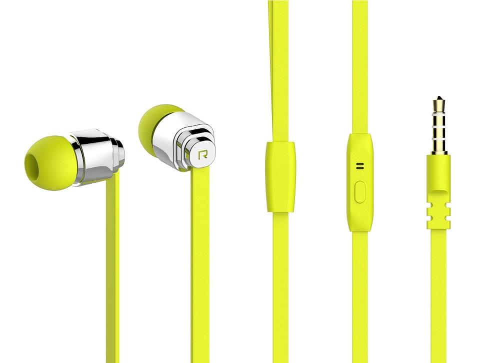 YISON Ακουστικά Handsfree CX460-GN, On-Off, Green - YISON 7109