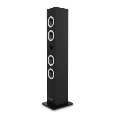 THOMSON Sound Tower DS120CD, bluetooth, CD/USB/SD/Line in, 60W, μαύρο - THOMSON 18513