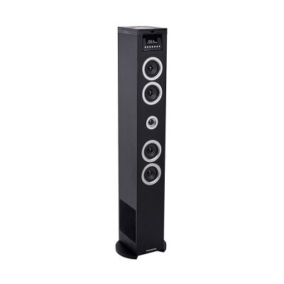 THOMSON Sound Tower DS155CD, Bluetooth, CD/USB/SD/Line in, 120W, μαύρο - THOMSON 20468