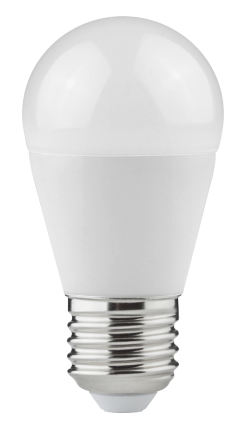 POWERTECH LED Λάμπα Mini Globe E27-009 10W, 6500K, E27, Samsung LED, IC - POWERTECH 30932