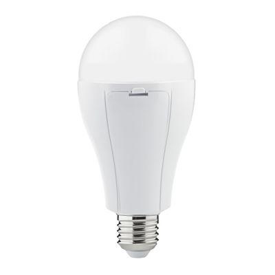 POWERTECH φορητή LED λάμπα έκτακτης ανάγκης E27-011 15W, E27, 6500K - POWERTECH 30934