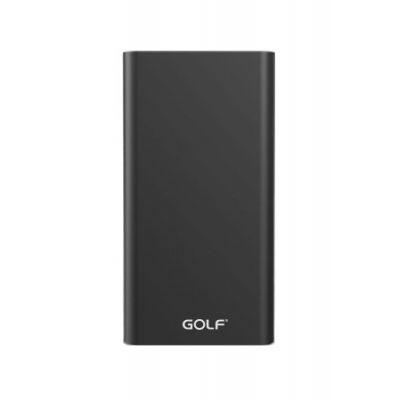GOLF Power Bank Edge 5 5000mAh, Ultra-thin, 1x USB, Micro - 8pin, Black - GOLF 17066