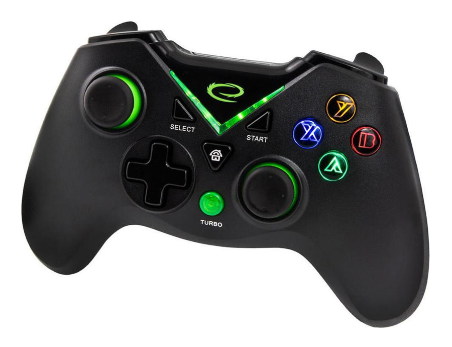 ESPERANZA gamepad GX770, με vibration, PC, PS3, Xbox One, Android - ESPERANZA 36905