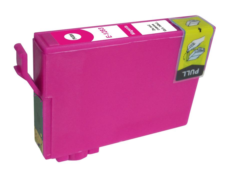 Συμβατό Inkjet για EPSON T1283, 8ml, Magenta - PREMIUM 14018