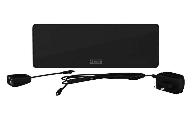 EMOS εσωτερική κεραία HD-101N, DVB-T2, Full HD, LTE, 44dBi - EMOS 21810