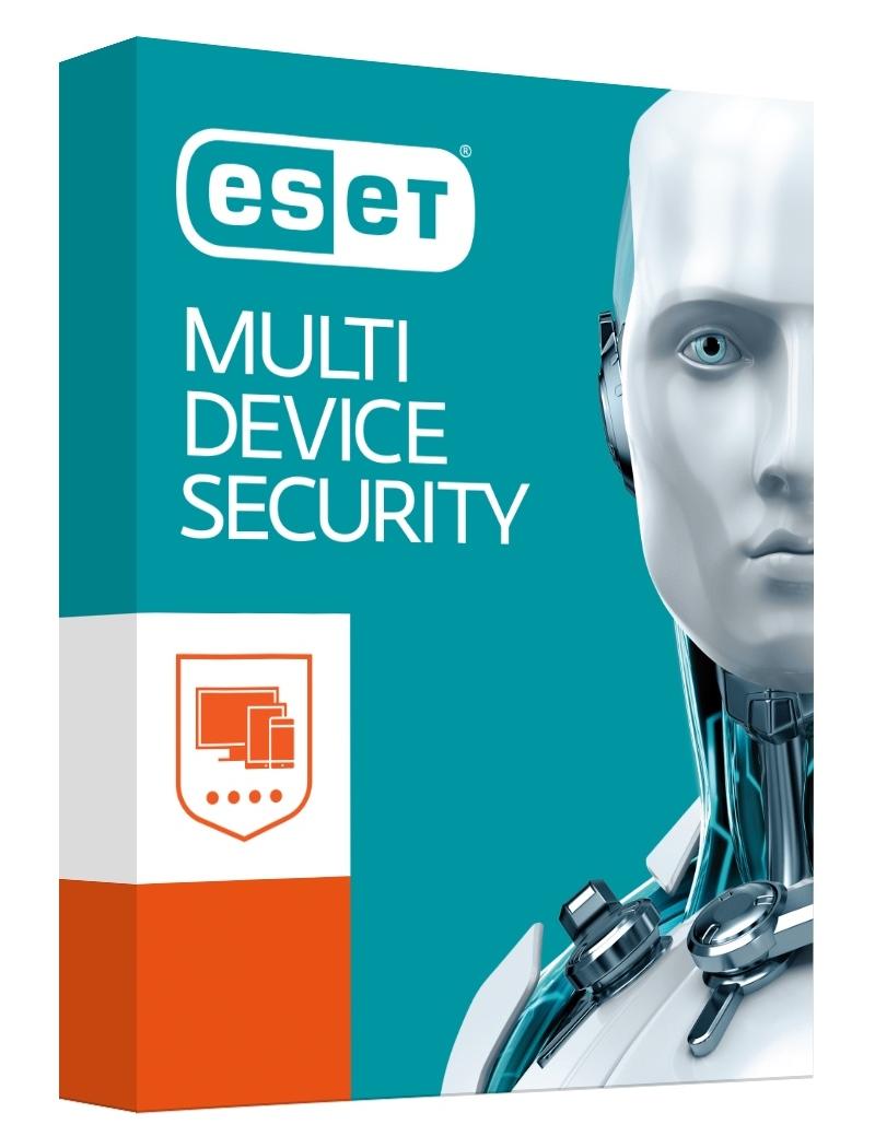 ESET Multi-Device Security 2018 Edition, 5 συσκευές, 1 έτος - ESET 20068