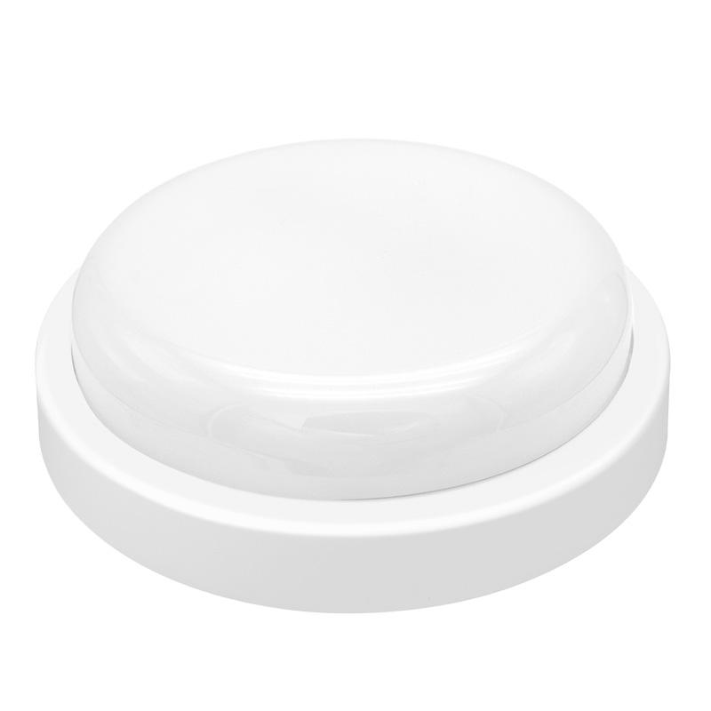 POWERTECH LED φωτιστικό τοίχου EXTL-0002, 10W, 4000k cool white, λευκό - POWERTECH 35401