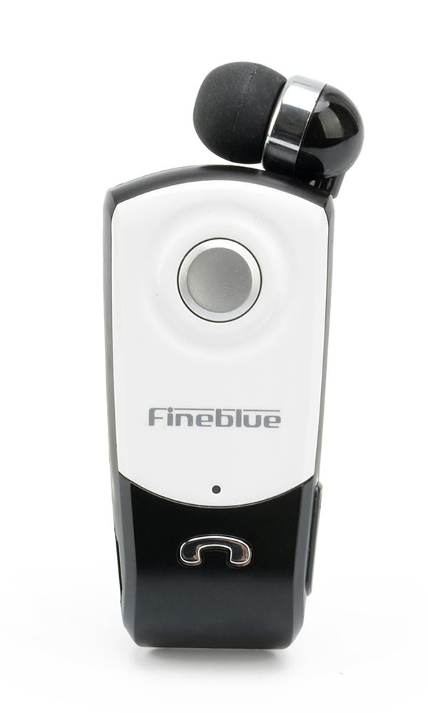 FINEBLUE Bluetooth earphone F960, V4.0 + EDR, Black-White - FINEBLUE 17131