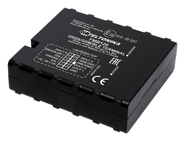 TELTONIKA GPS Tracker οχημάτων FMB120 με Bluetooth, GSM/GPRS/GNSS - TELTONIKA 26903
