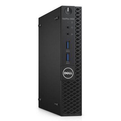 DELL PC 3050 MFF, i5-7500T, 8GB, 128GB SSD, Win 10 Pro, FR - DELL 36040