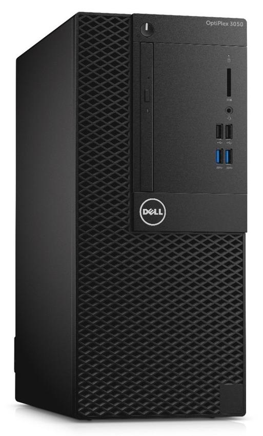 DELL PC 5050 SFF, i5-7500, 8GB, 500GB HDD, DVD-RW, Win 10 Pro, FR - DELL 36046
