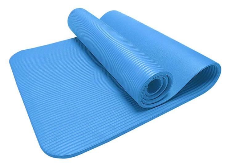 Στρώμα γυμναστικής FT16Β, 183 x 61 x 1.5cm, μπλε - UNBRANDED 36554