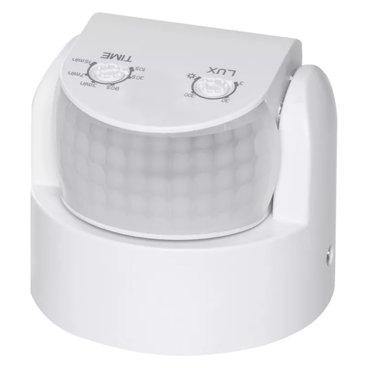 EMOS LED φωτιστικό G1240, με αισθητήρα κίνησης, IP65, 2000lm, λευκό - EMOS 33154