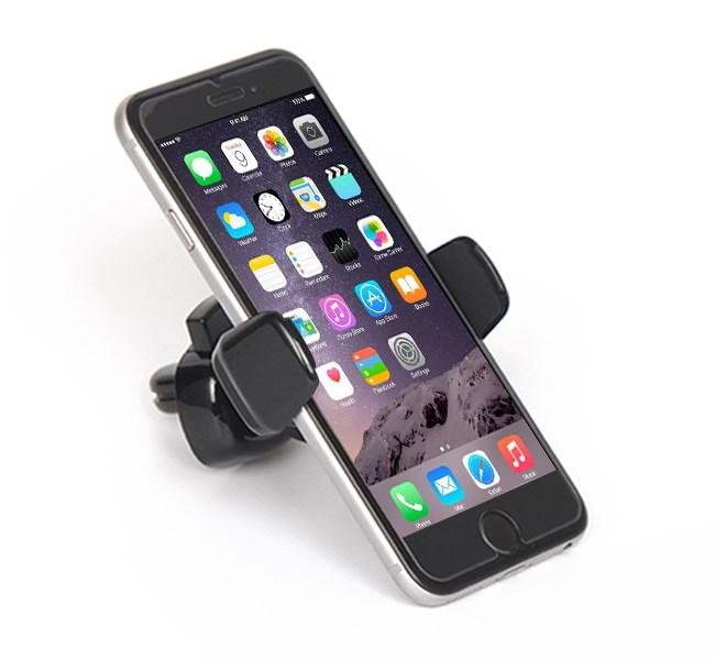 GOLF Βάση αεραγωγού αυτοκινήτου GF-CH05 για Smartphone, Περιστρεφόμενη - GOLF 17077