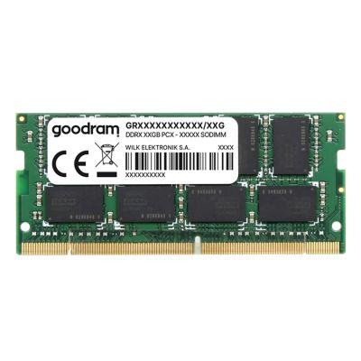 GOODRAM Μνήμη DDR4 SODimm, 16GB, 2666MHz, PC4-21300, CL19 - GOODRAM 27846