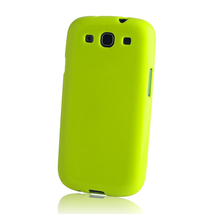 Θήκη TPU για iPhone 4G/4S, Green - UNBRANDED 7298