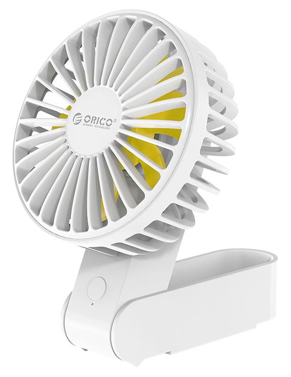 ORICO φορητός ανεμιστήρας GXZ-F833, foldable, USB, λευκός - ORICO 42083