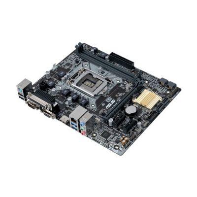 ASUS Μητρική H110M-D, s1151, 2x DDR4, HDMI, USB 3.0, mATX - ASUS 17268