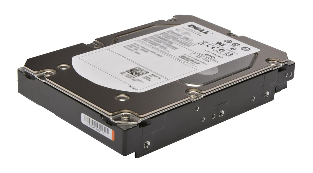 "DELL used SAS HDD H8DVC, 300GB, 15K PRM, 6Gb/s, 2.5"", με tray - DELL 23140"