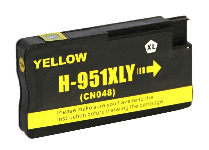 Συμβατό Inkjet για HP 951 XL, 30ml, Yellow - PREMIUM 16631