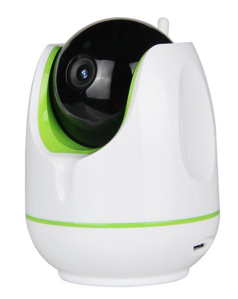 Κάμερα Wi-Fi HIP304-1M-ZY με υπέρυθρα και ήχο 2 δρόμων, 720p, Pan & Tilt - UNBRANDED 14096