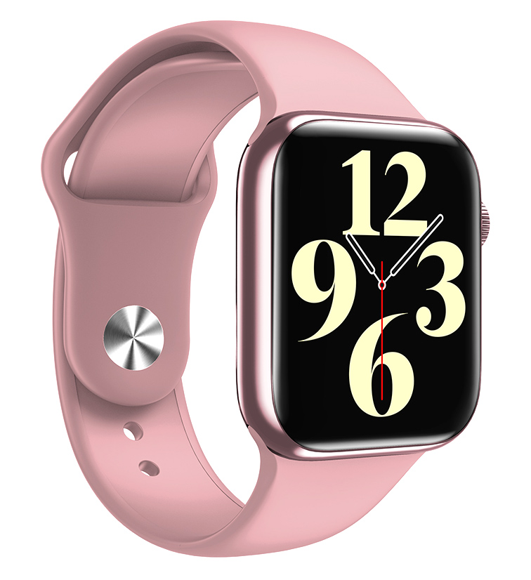 "HIFUTURE smartwatch HITime SE, 1.72"", IP67, HR & Blood pressure, ροζ - HIFUTURE 36411"