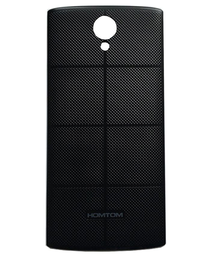 HOMTOM Battery Cover για Smartphone HT17 Pro, Black - HOMTOM 10475