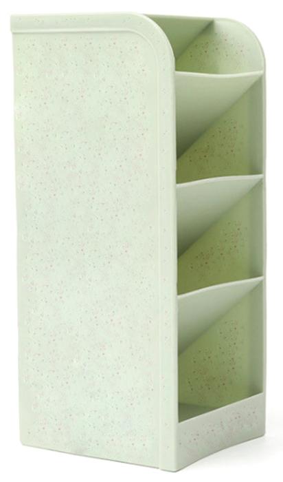 Μολυβοθήκη HUH-0006, 20.4 x 9.1 x 8cm, πράσινη - UNBRANDED 41693