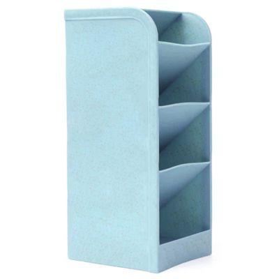 Μολυβοθήκη HUH-0007, 20.4 x 9.1 x 8cm, μπλε - UNBRANDED 41694