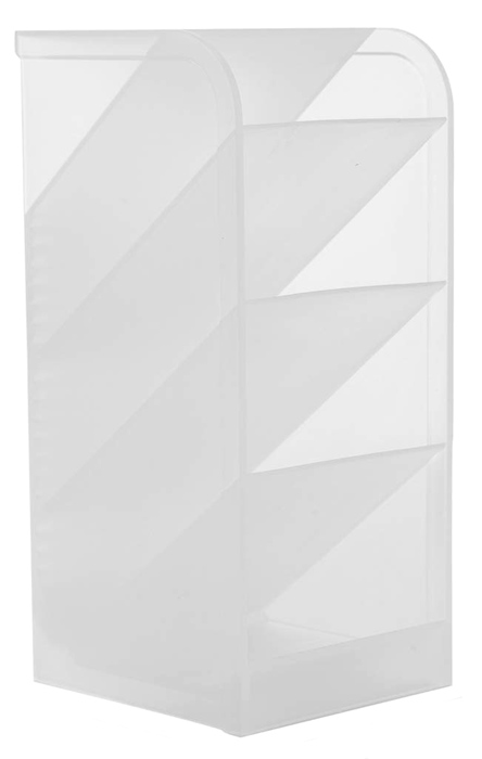 Μολυβοθήκη HUH-0008, 20.4 x 9.1 x 8cm, διάφανη - UNBRANDED 41695