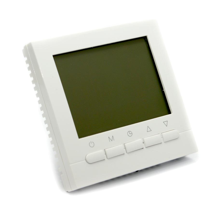 Έξυπνος Θερμοστάτης Καλοριφέρ Smart WiFi με Οθόνη, Internet Control - UNBRANDED 16052