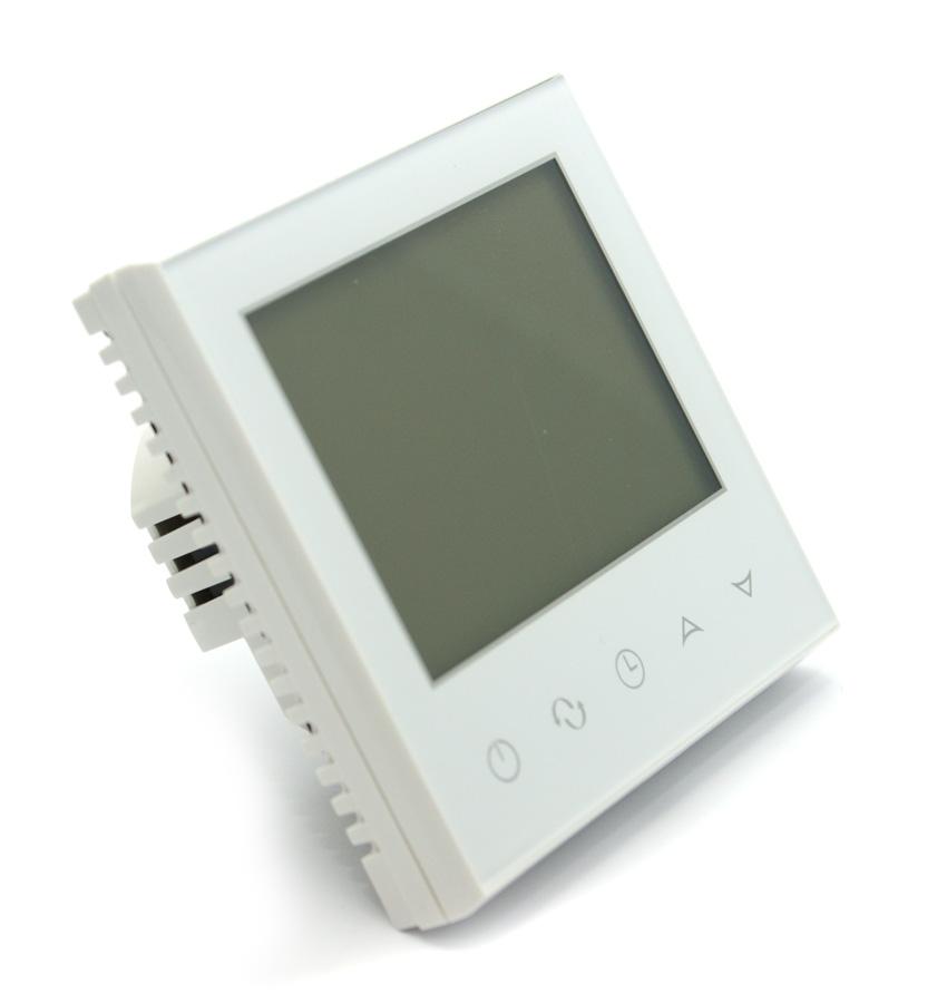 Έξυπνος Θερμοστάτης Καλοριφέρ Smart WiFi, Internet Control, Touch Screen - UNBRANDED 16053