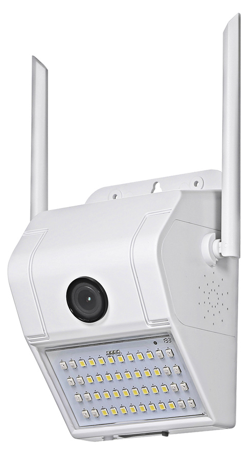 INNOTRONIK WiFi IP κάμερα ICS-B10 με προβολέα & ανιχνευτή κίνησης, 1080p - INNOTRONIK 28783