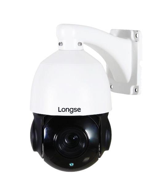 "LONGSE IP Κάμερα PTZ, PT5A022SL200 5"", SONY 2.1MP 1080P, IP66 - LONGSE 24300"