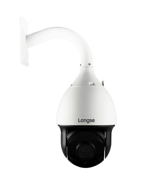 "LONGSE IP Κάμερα PTZ, PT7E122SL200 7"", SONY 2.1MP 1080P, IP66 - LONGSE 24301"