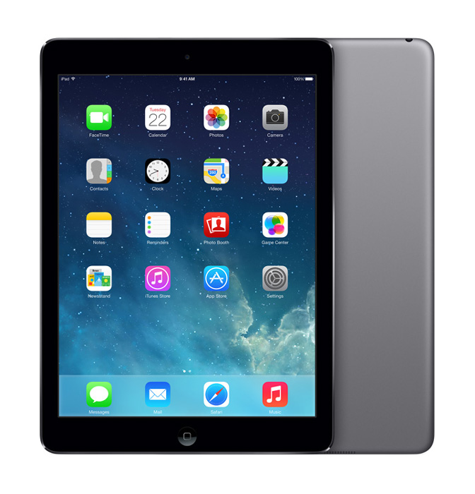 "APPLE used Tablet iPad 4, 9.7"" IPS 1GB/16GB, Black, SQ - APPLE 17834"