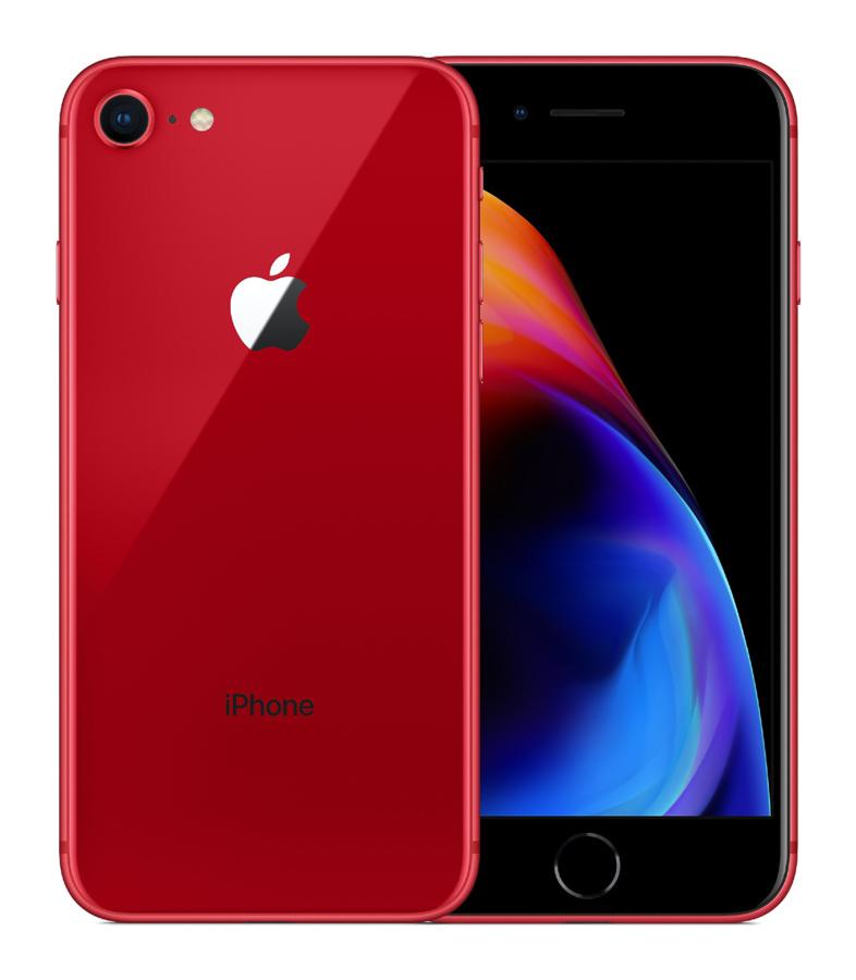 "APPLE used Smartphone iPhone 8, 4.7"" IPS, 2/64GB, κόκκινο, SQ - APPLE 36756"