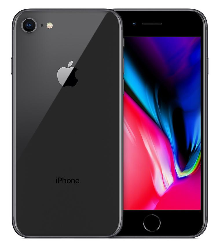 "APPLE used Smartphone iPhone 8, 4.7"" IPS, 2/64GB, space gray, SQ - APPLE 36759"