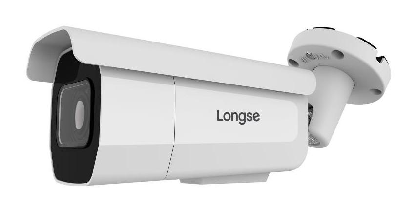 LONGSE Κάμερα, 2.7-13.5mm, 2MP, Poe, SD card, αδιάβροχη, μεταλλική - LONGSE 22938