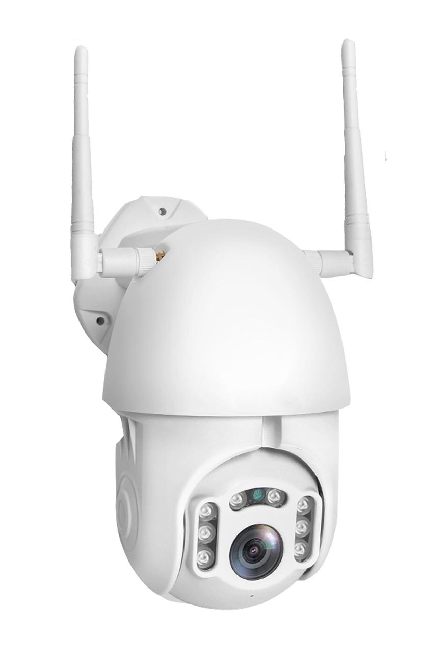 INNOTRONIK IP Δικτυακή κάμερα IPP-011, ενσύρματη & ασύρματη, 1080p, 12V - INNOTRONIK 26067