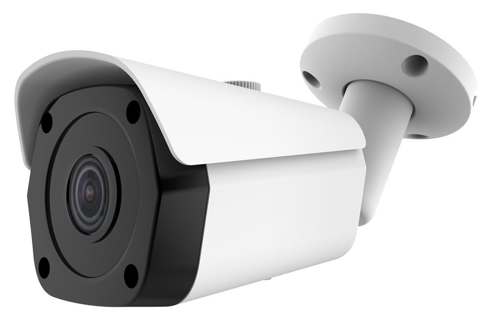 LONGSE IP Κάμερα bullet IPP-015, 5MP, 3.6mm, PoE, IR 25M, IP67 - LONGSE 29386