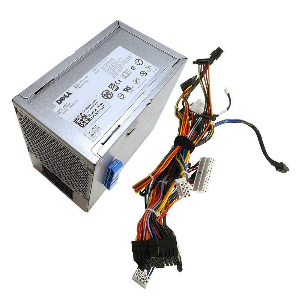 DELL used PSU J556T, for W/S T5500, 875W - DELL 18820