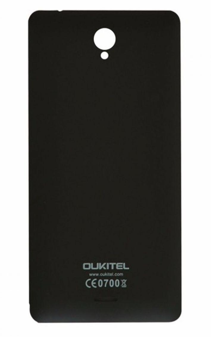 OUKITEL Battery Cover για Smartphone K4000, Black - OUKITEL 9600