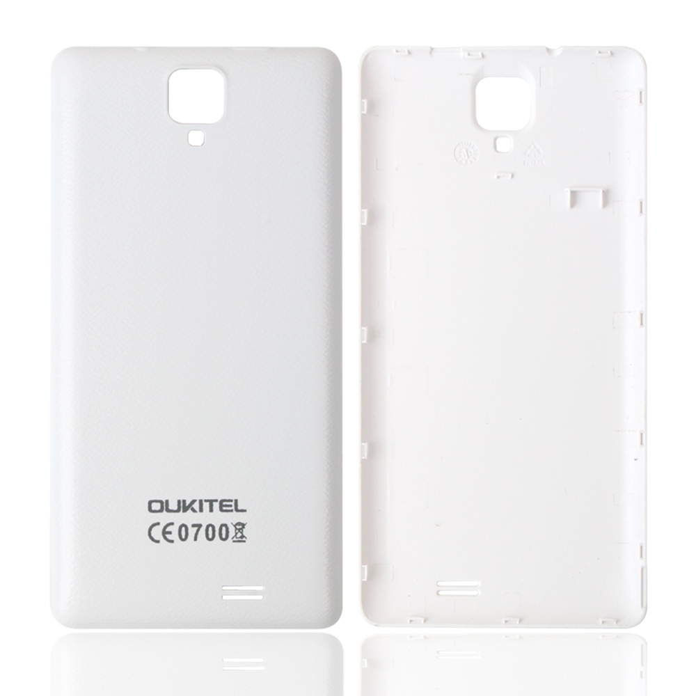 OUKITEL Battery Cover για Smartphone K4000 Pro, White - OUKITEL 11143