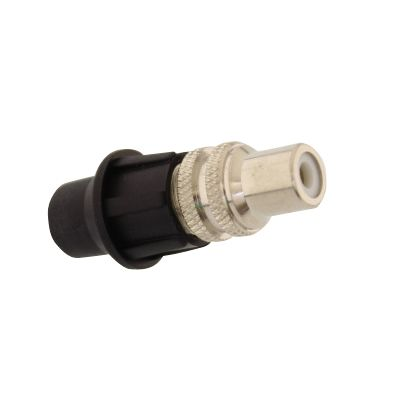 TELECOM RCA female universal connector, with CaP 5 ΤΕΜ. - TELECOM 10133